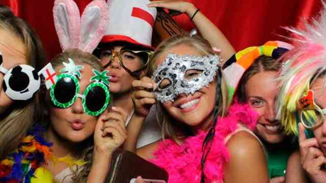 Photo Booth Hire Packages. https://fancyatreat.co.uk