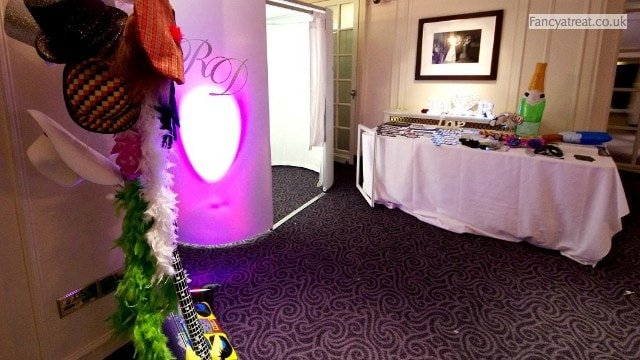 Personalised Branded Photobooths