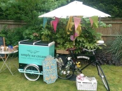 Ice Cream Cart Birthday fancyatreat