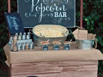Popcorn-Bar Fancyatreat